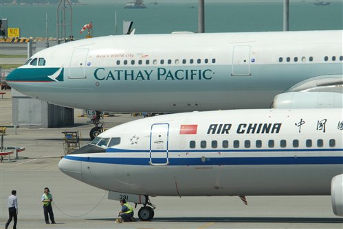 Cathay, Air China